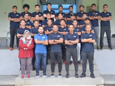 FAM 'D' License By PJBM & Professional Footballers Association of Malaysia (28 October - 1 November 2019)